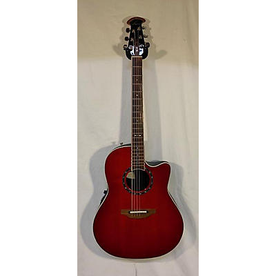Ovation 1771 LX Acoustic Electric Guitar