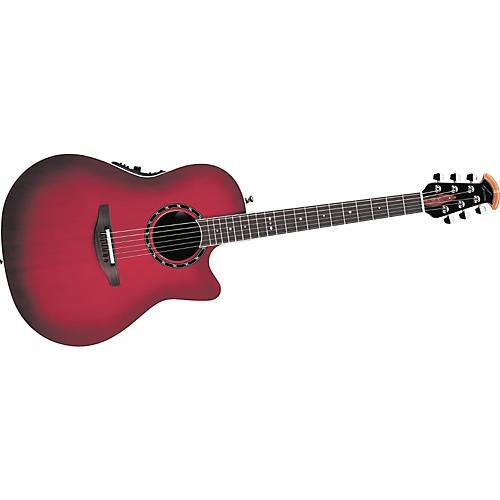 Ovation 1771 LX Standard Balladeer Acoustic-Electric Guitar