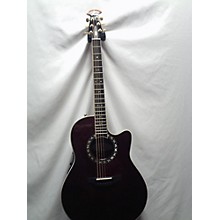 Ovation 1777LX Acoustic Electric Guitar