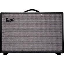 Open BoxSupro 1799 Statesman 150W 2x12 Guitar Extension Speaker Cabinet