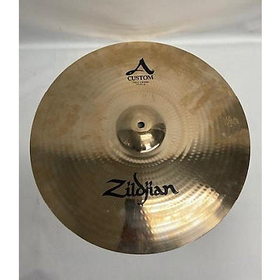 Zildjian 17in A Custom Fast Crash Cymbal