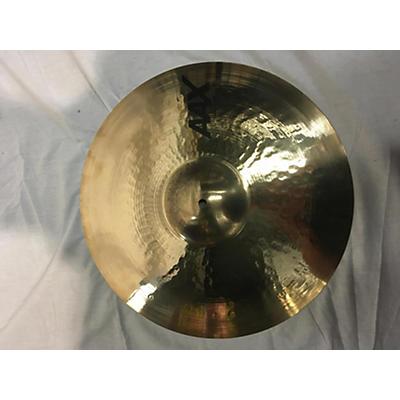 Sabian 17in Aax Thin Crash Cymbal