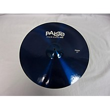 Paiste 17in COLORSOUND 900 SERIES CRASH Cymbal