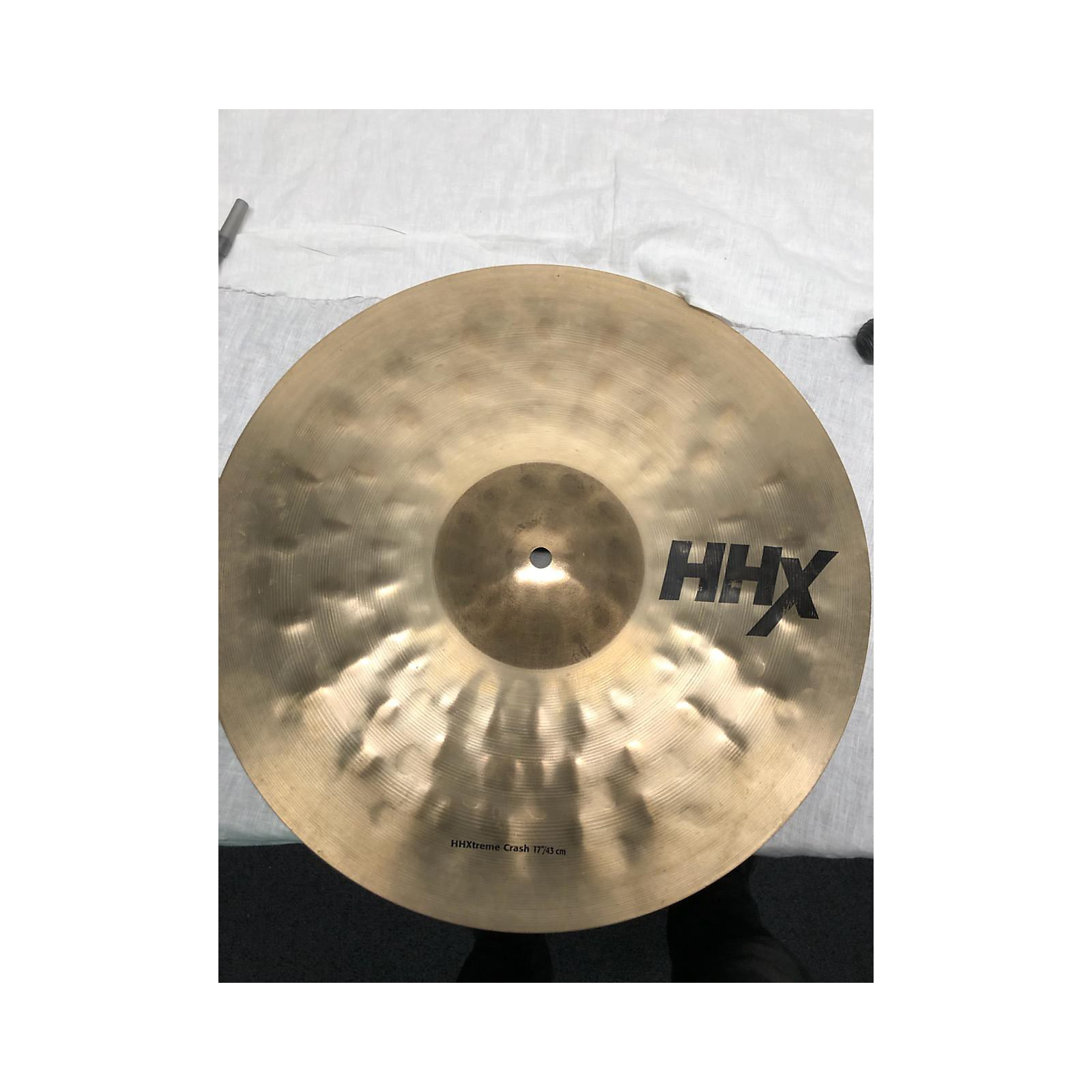 Sabian 17in HHXtreme Crash Cymbal