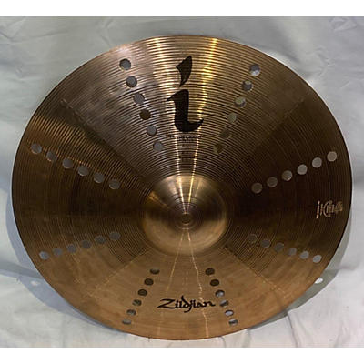 Zildjian 17in I SERIES TRASH CRASH Cymbal