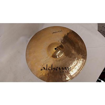 Istanbul Agop 17in Rock Custom Crash Cymbal