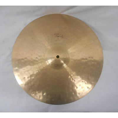 Paiste 17in SIGNATURE TRADITIONAL THIN CRASH Cymbal