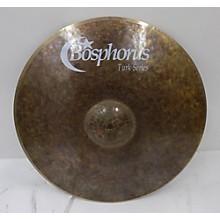 Bosphorus Cymbals 17in Turk Series Medium Thin Cymbal