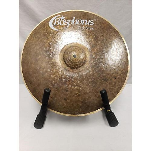 Bosphorus Cymbals 17in Turk Series Thin Crash Cymbal 37