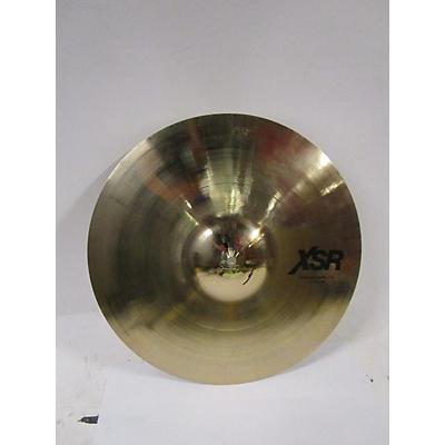 Sabian 17in XSR Cymbal
