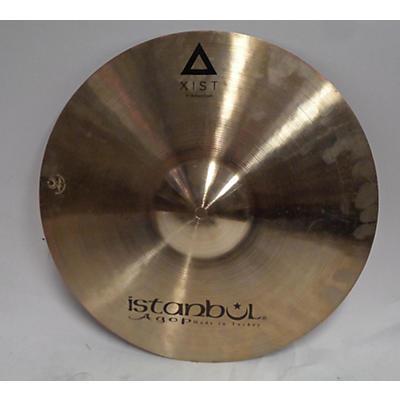 Istanbul Agop 17in Xist Brilliant Crash Cymbal
