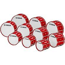 "Yamaha 18"" x 14"" 8300 Series Field-Corps Marching Bass Drum"