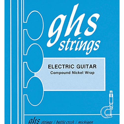 GHS 1800 Compound Nickel Wrap Light - Wound Third String