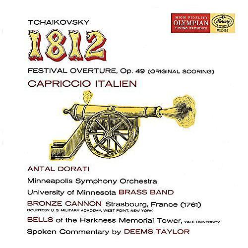Alliance 1812 Overture Capriccio Italien