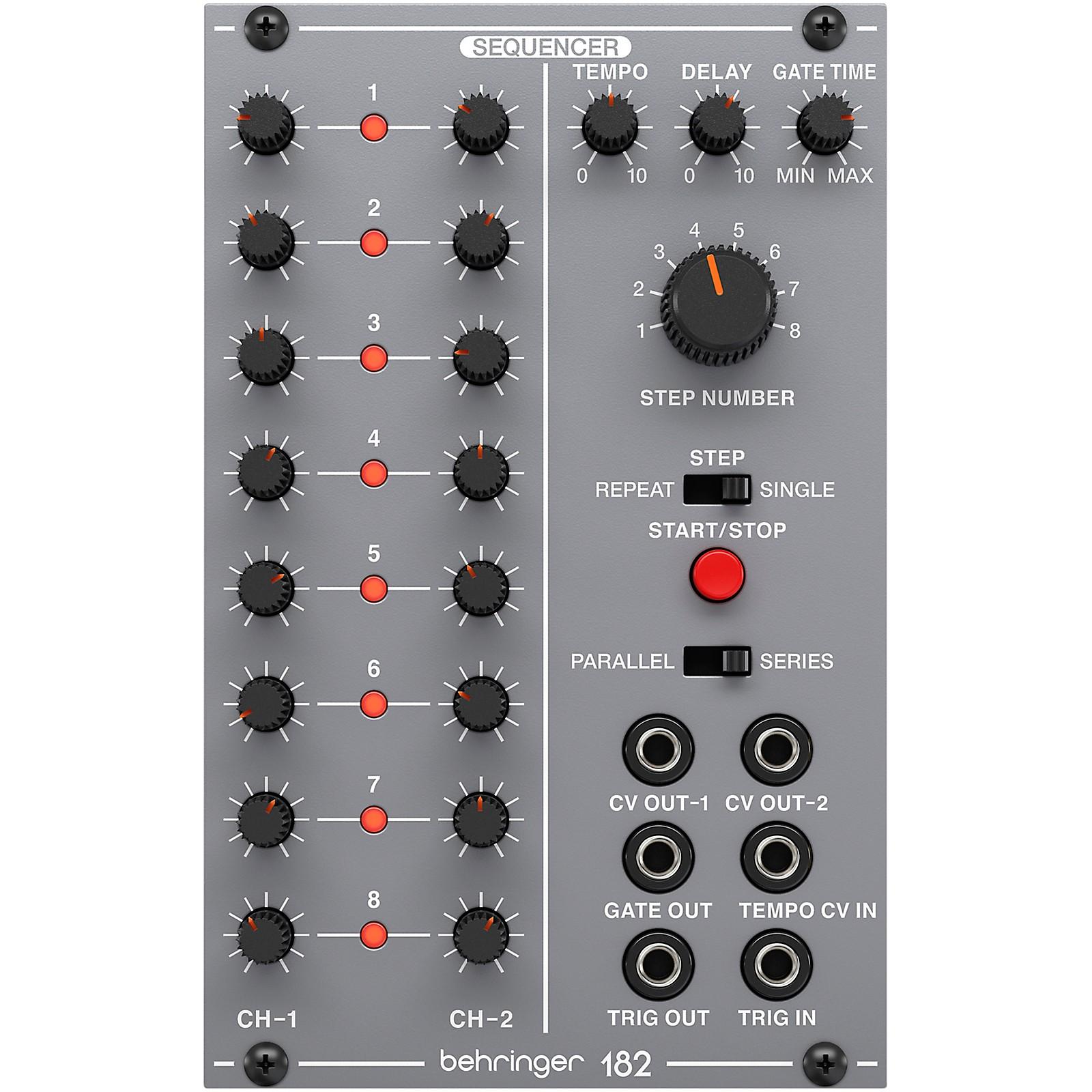Behringer 182 Sequencer Eurorack Module