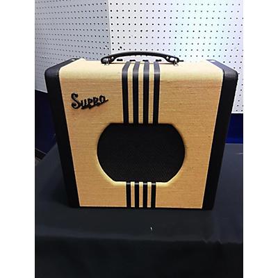 Supro 1820 Delta King 10 Tube Guitar Combo Amp