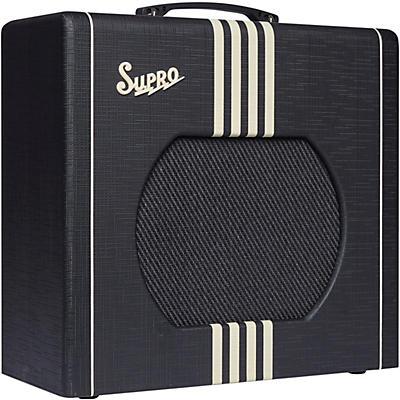 Supro 1822 Delta King 12 15W 1x12 Tube Guitar Amp