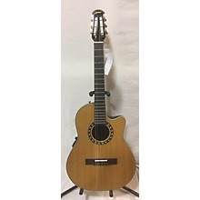 Ovation 1863 Classic Acoustic Electric Guitar