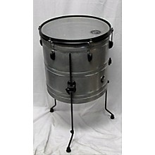 LP 18X16 LP RAW Series Street Can With Legs 18 In. Drum