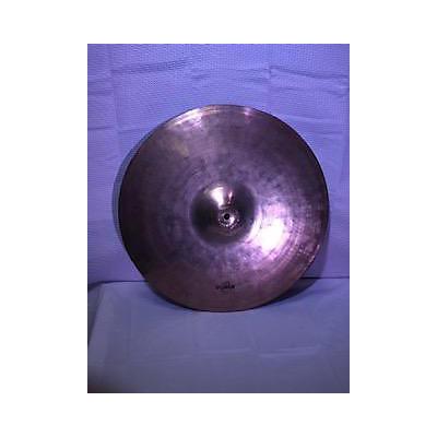 """Wuhan Cymbals & Gongs 18in 18"""" CRASH/ RIDE Cymbal"""