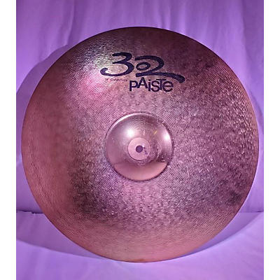 Paiste 18in 302 Crash Cymbal