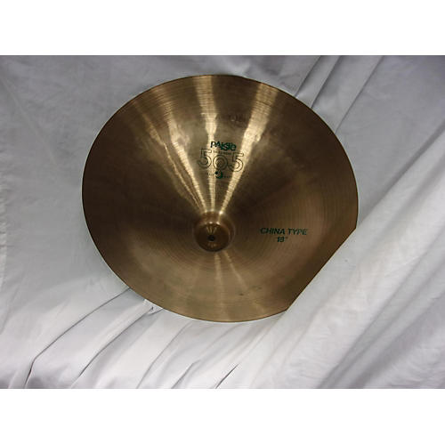 18in 505 China Type Cymbal