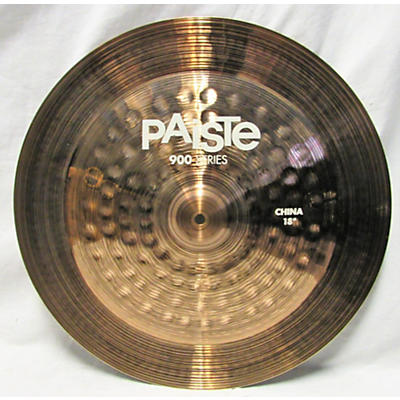 Paiste 18in 900 Series Cymbal