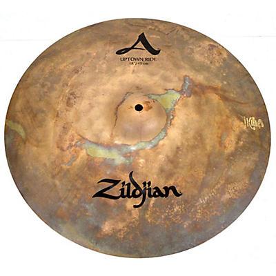 Zildjian 18in A Series Uptown Ride Cymbal