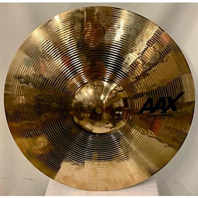 Sabian 18in AAX CONCEPT CRASH Cymbal