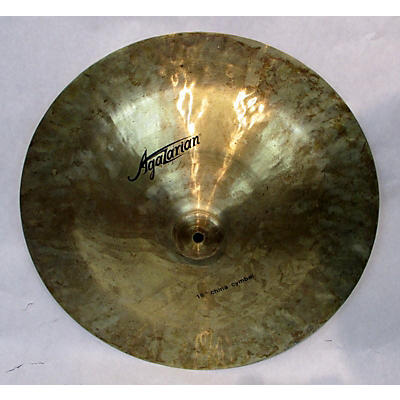 Agazarian 18in AGT Traditional China Cymbal