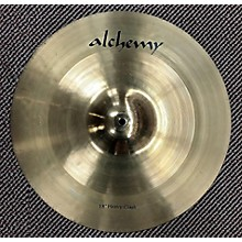 Istanbul Agop 18in ALCHEMY Cymbal