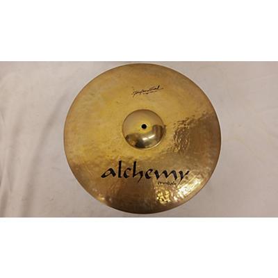Istanbul Agop 18in ALCHEMY POWER CRASH Cymbal