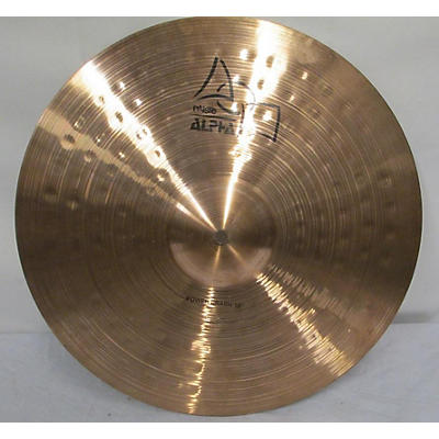 Paiste 18in ALPHA Cymbal