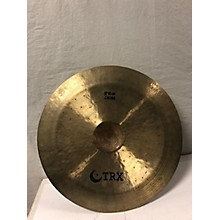 TRX 18in ALT China Cymbal
