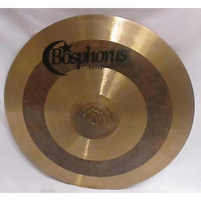 Bosphorus Cymbals 18in ANTIQUE SERIES MEDIUM THIN 18 CRASH Cymbal