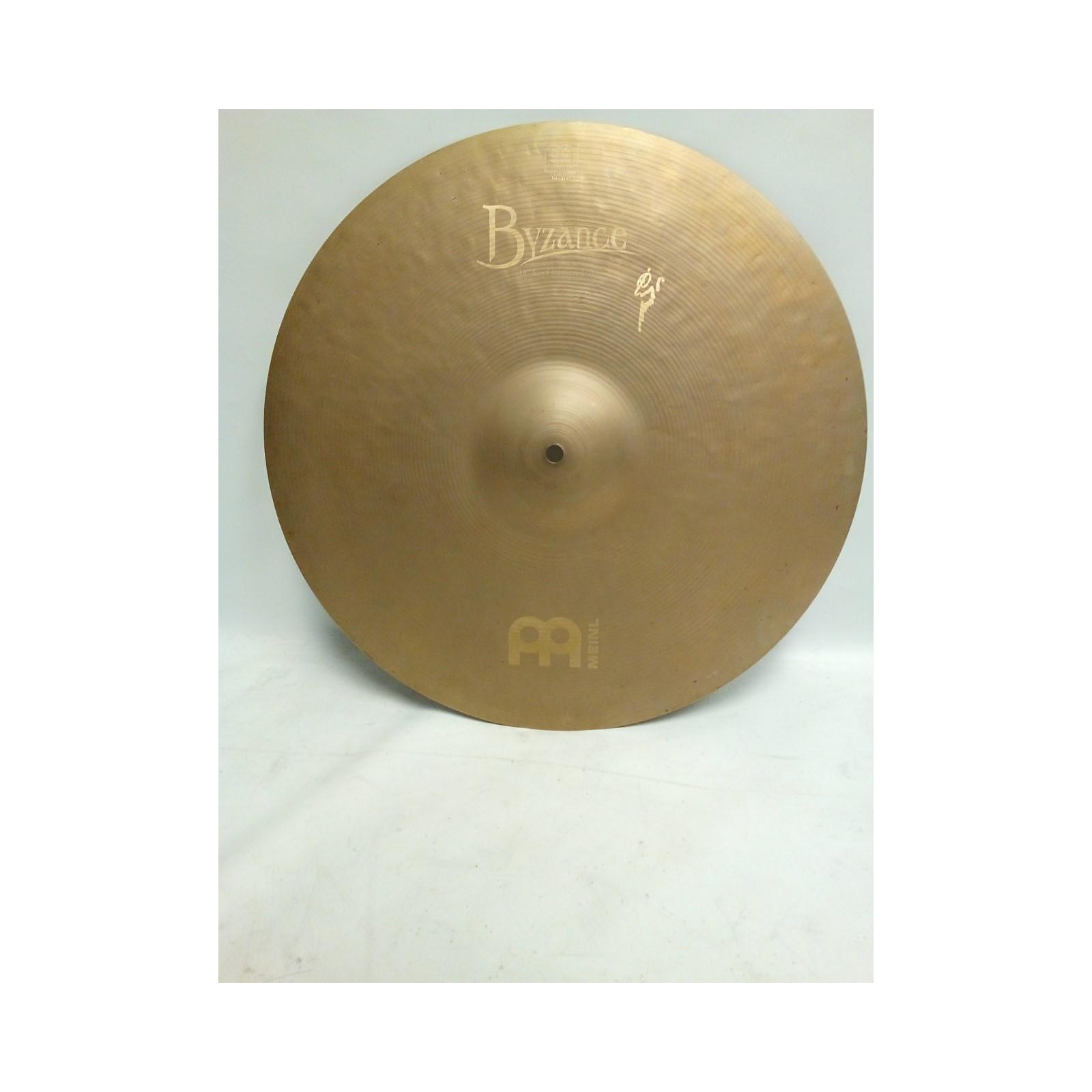 Meinl 18in Byzance 18 Sand Medium Crash Cymbal