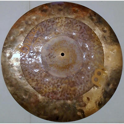 MEINL 18in Byzance Dual Crash Cymbal