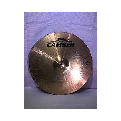 Camber 18in C-4000 Crash Ride Cymbal