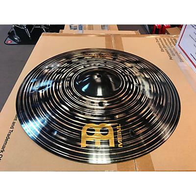 MEINL 18in Classics Custom Dark Crash Cymbal