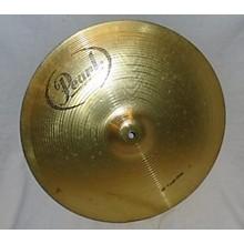 Pearl 18in Crash Cimbal Cymbal
