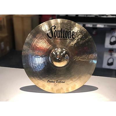 Soultone 18in Crash Cymbal