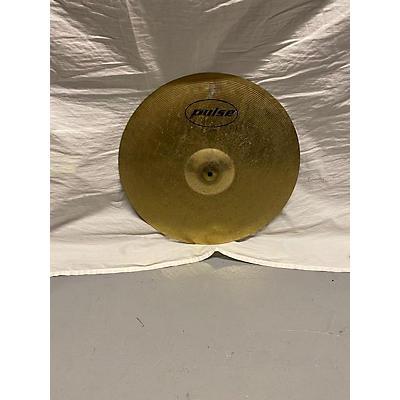 Pulse 18in Crash-Ride Cymbal