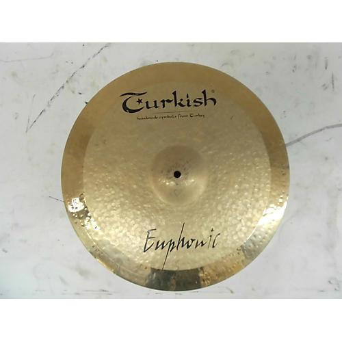 Turkish 18in Euphonic Crash Cymbal 38