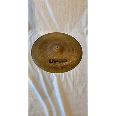 UFIP 18in Experience Real China Cymbal