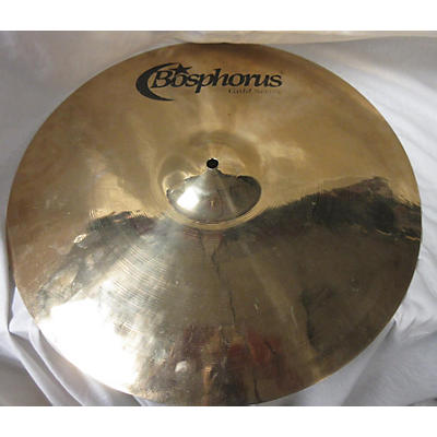 Bosphorus Cymbals 18in Gold Series Ride Cymbal