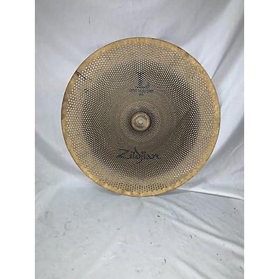 Zildjian 18in L80 LOW VOLUME CHINA Cymbal