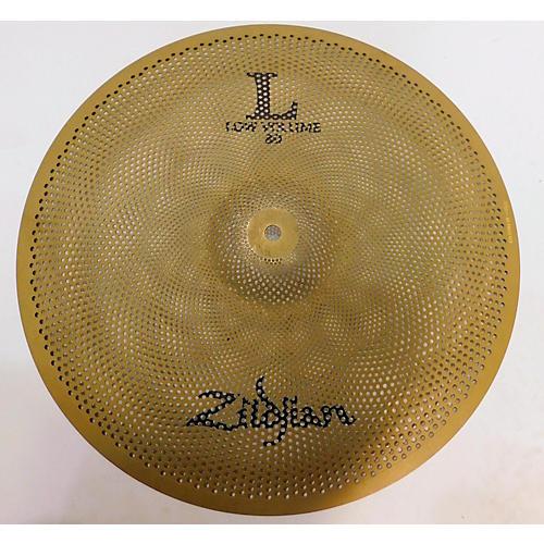 Zildjian 18in L80 Low Volume Ride Cymbal 38