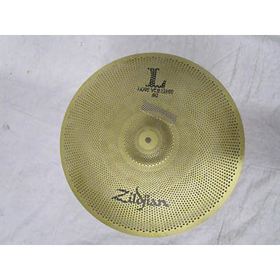 Zildjian 18in L80 Low Volume Ride Cymbal