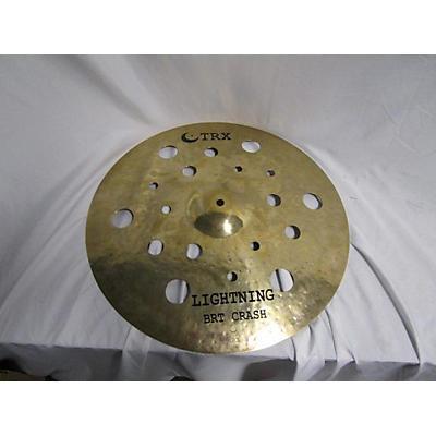 TRX 18in LIGHTNING BRT CRASH Cymbal