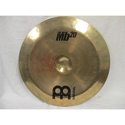 Meinl 18in MB20 ROCK Cymbal